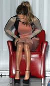 Jennifer Lopez  (2 HQ)   Upskirt y Culazo