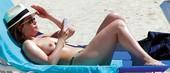 Maria Adanez Pillada En Topless Mallorca
