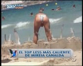 Mireia Canalda Video Pillada En Topless