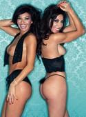 Maria Abradelo & Romy Abradelo Las Hermanas Desnudas