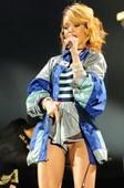 Rihanna Descuido Oops Coño Al Aire En Concierto