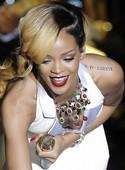 Rihanna (3 HQ) Desliz Pezón Piercing, Concierto Monte Carlo Julio 2013